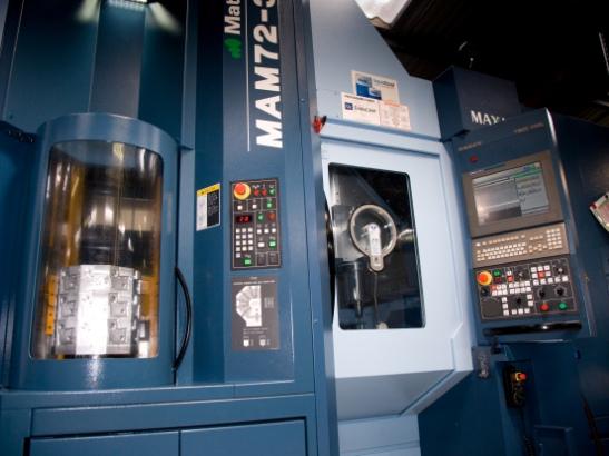 Matsuura 5 axis CNC