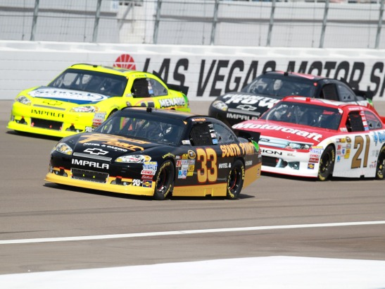 NASCAR components