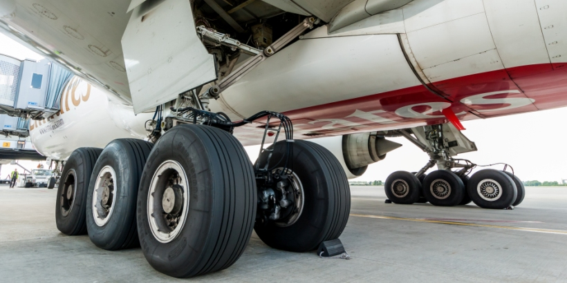 Aircraft undercarriage