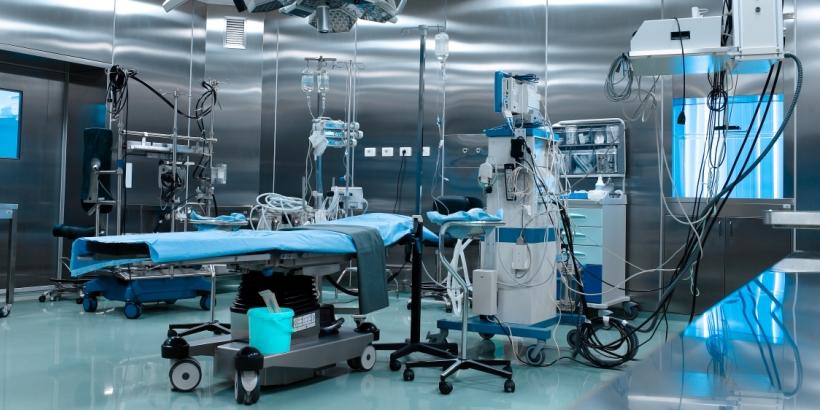 Medical equipment components