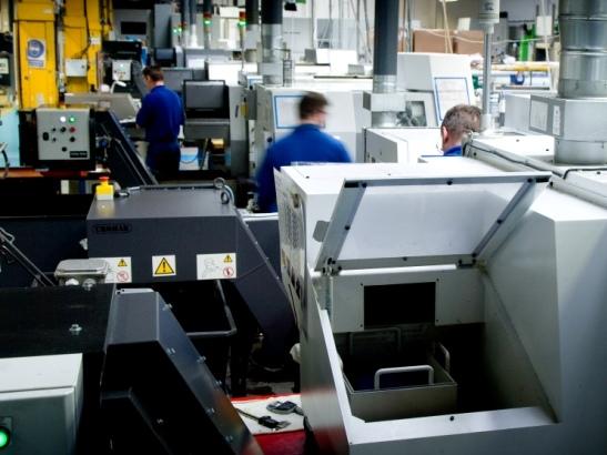 CNC operators